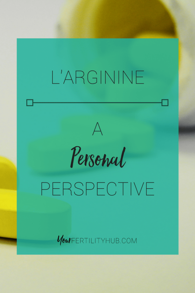 L'Arginine – why I stopped taking it and wouldn't recommend it