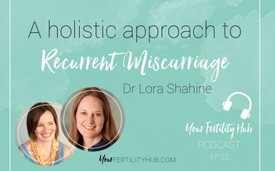 EP 22 – A holistic approach to recurrent miscarriage and pregnancy loss