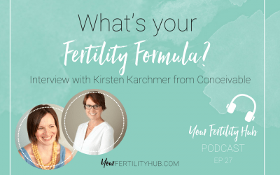 Podcast EP27 – What's your fertility formula?