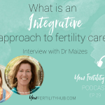 Podcast EP29 – An Integrative approach to fertility care
