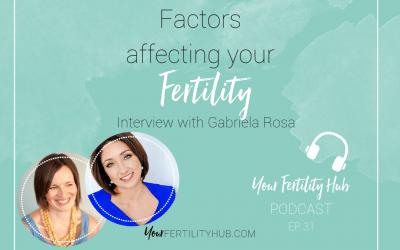 EP31 – Factors affecting your fertility