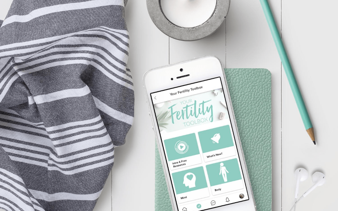 Podcast – The Infertility Game-changer: new app revolutionising infertility