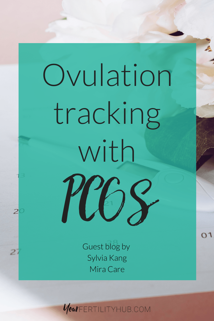 Ovulation Tracking with PCOS